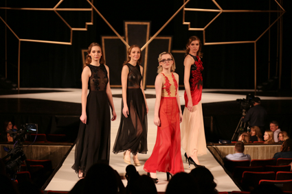 The Fashion Show Receives Its Largest Endowment College Of Human Sciences Archive Iowa State University
