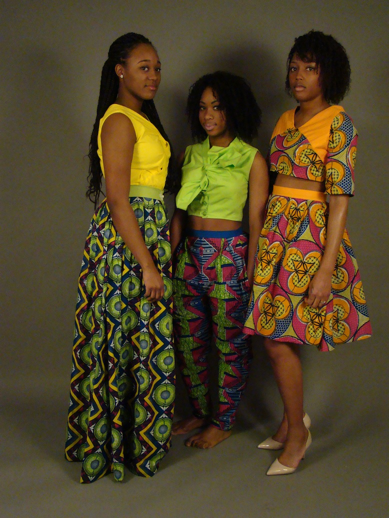 Iowa State student takes African fashion designs ...