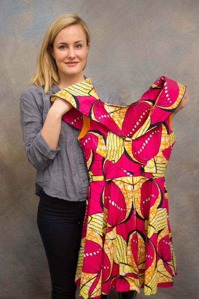 African Clothing Design | Iowa State Student Takes African Fashion Designs Nationwide