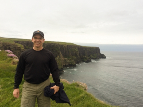 Kinesiology students can soon apply for a three-week summer study abroad opportunity in Ireland, led by professor Warren Franke. Contributed photo.